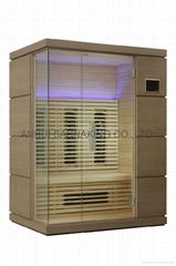 NEW sauna FIR-2C5