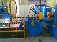 MD-FT3000系列縱剪分條機組電控系統