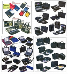 Computer bags & CD cases