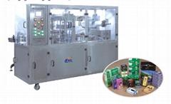 CY-2108B氣動式透明膜三維包裝機(帶防偽易拉線)
