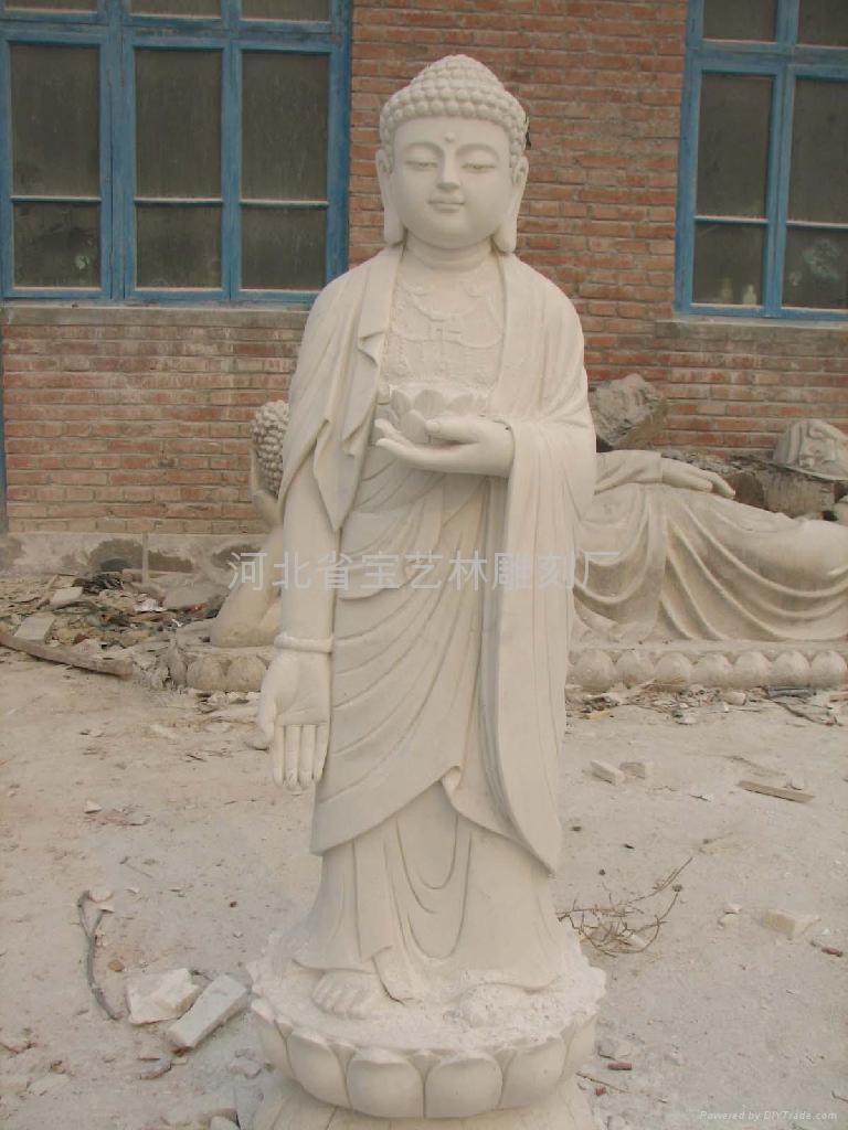石雕佛像雕塑 5