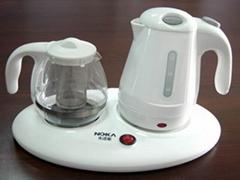 kettle & teapot