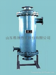 雙紋管換熱器