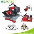 Economy Combo Heat Press ECH-800
