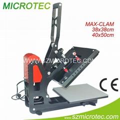 Auto Open Heat Press Machine MAX-CLAM