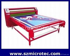 Rotary Heat Transfer Printing