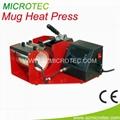 Digital Mug Heat Press, Mug Press