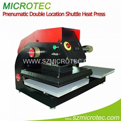 Pneumatic Double Location Shuttle Heat