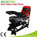 Small Size Auto Open Hobby Heat Press,
