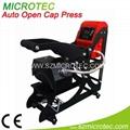 Small Size Auto Open Hobby Heat Press,