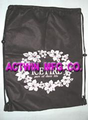 Non Woven Bag, Green Shopping Bag