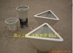 玻璃鋼異型花盆(可根據客戶要求定做)