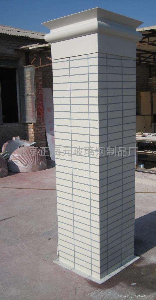 玻璃鋼羅馬柱 1