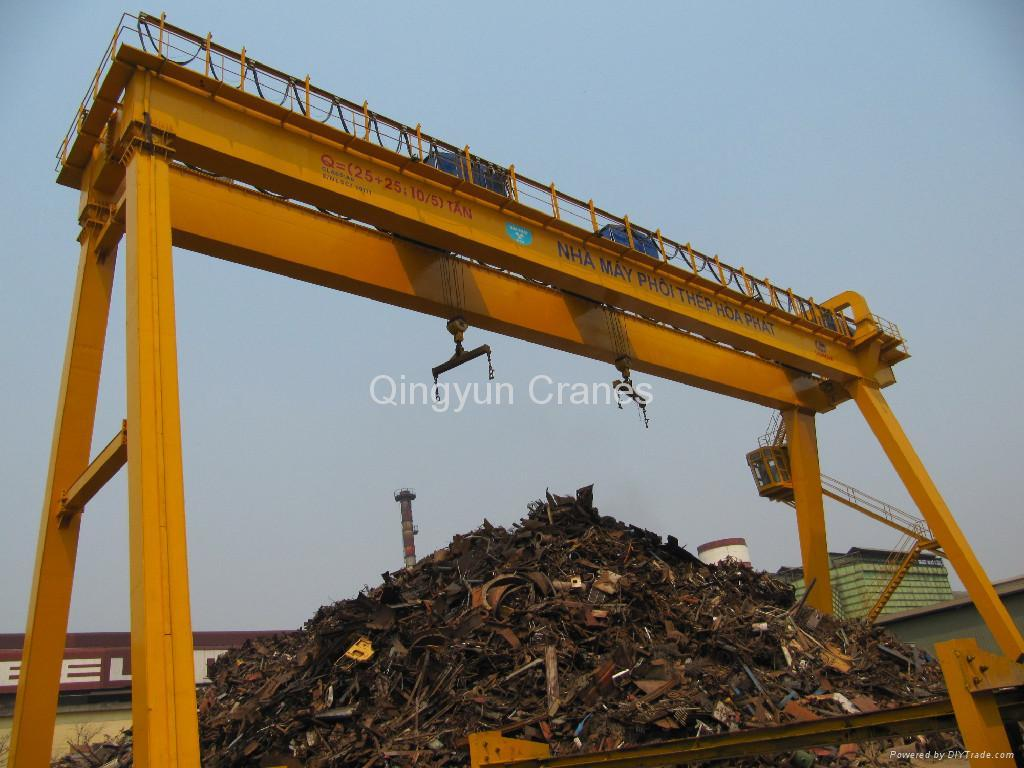 Gantry Crane http://www.diytrade.com/china/pd/7139791/Gantry_Cranes.html