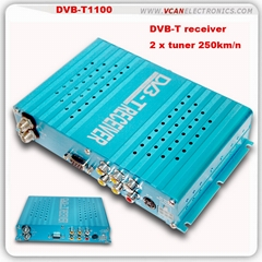 Mobile DVB-T receiver fo