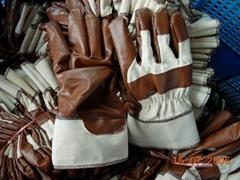 Nitrile Impregnated Coated Glove
