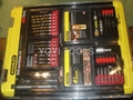 45pcs combination drill set