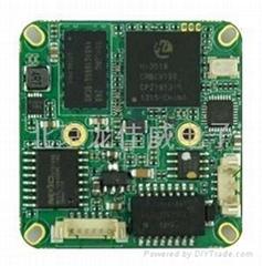 兼容海康大华130万百万高清网络摄像机主板模组960PIPC