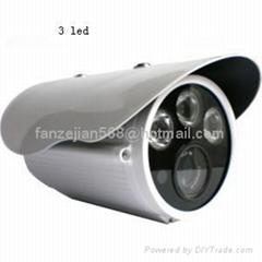 兼容海康大华200万网络摄像机室外防水点阵红外1080PONVIF高清网络摄像机