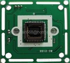 高清800线韩国3089芯片模组板机主板