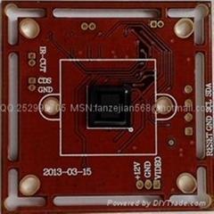 低照高清800线镁光OV139芯片模组扳机+8510