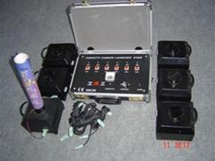 DZF-6 + eletric confetti launcher 104