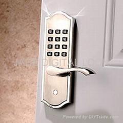 MECHANICAL KEYLESS DIGITAL DOOR LOCK ZMAR
