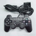 PS2 Dual Shock Controller, PS2 gamepad,