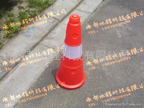 成都路錐1塑料路錐供應 1