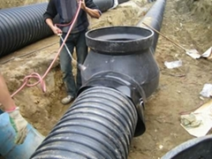 華茗排水管道續接熱縮套管