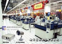 超市店鋪監控系統
