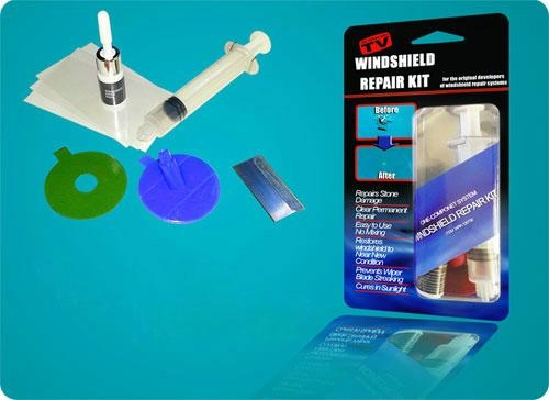 Windshield Repair Kit CAR Glass Repair MOQ only 48PC