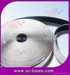 Adhesive velcro tape