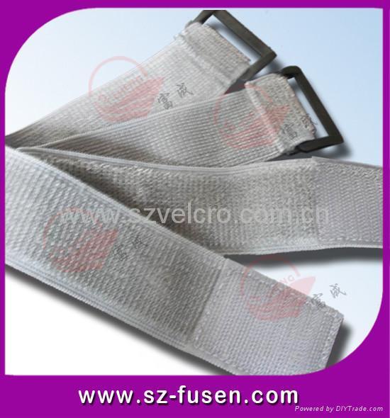 彈力鬆緊帶臂帶,elastis velcro   2