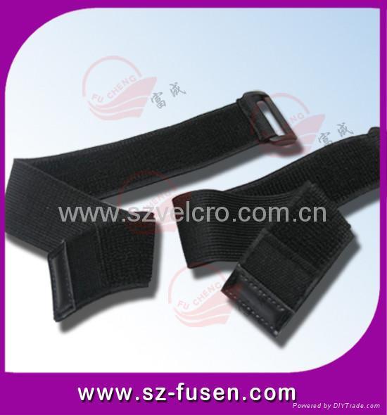 彈力鬆緊帶臂帶,elastis velcro   4