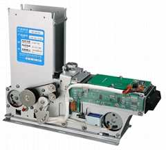 RF card issuing machine