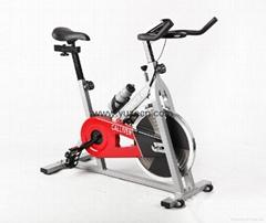 spinning bike fitness equipment