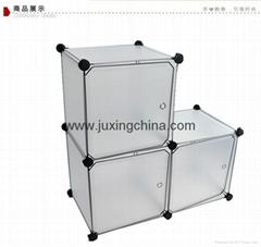 DIY PP storage cabinet