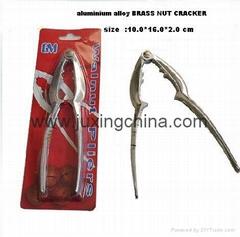 aluminium BRASS NUT CRACKER
