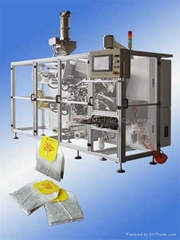 Auto Double Chamber Tea Bag Packing Machine