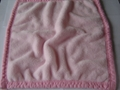 coral fleece blanket