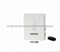 NEW VR-388 OZONE O3 AIR PURIFIER & STERILIZER