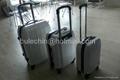 Polycarbonate trolley