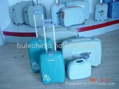 PP trolley  cases(5pcs set)