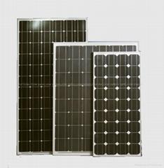 玻璃封装太阳能组件