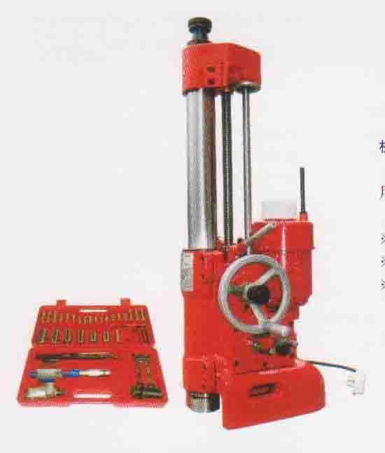 small engine cylinder boring machine