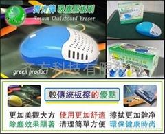 Electric Vacuum Chalkboard Eraser