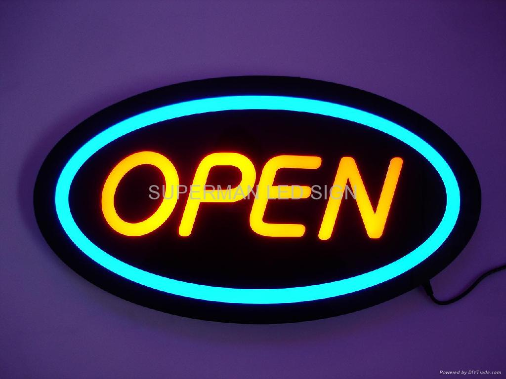 open sign lighting light electronics box diytrade consumer china