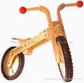 anders wooden bike
