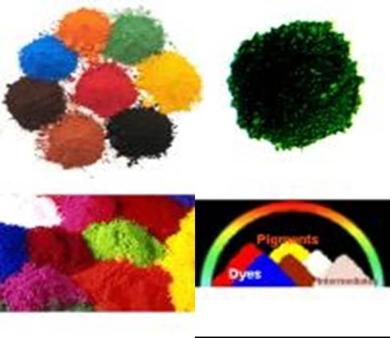 Dye Pigment , Color,  Iron oxide 1